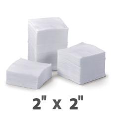 Нетканые медицинские спонжи (размер: 2х2 см)